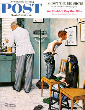 doctor 1950's