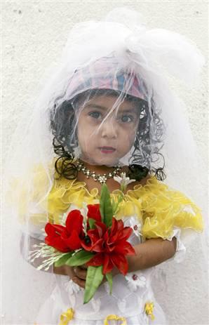Saudi child bride