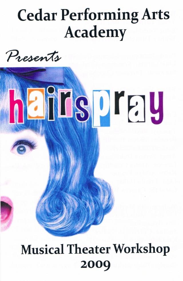 hairspray crop