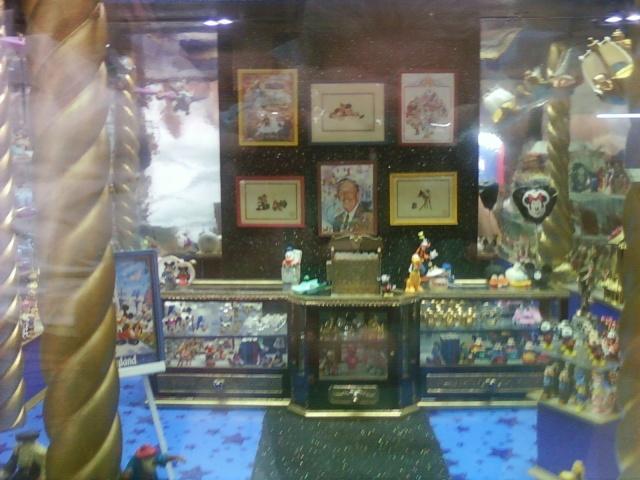 Disney mini store 1