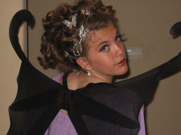 K as a fairy